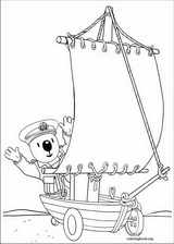 Koala Brothers coloring page (027)