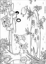Koala Brothers coloring page (038)