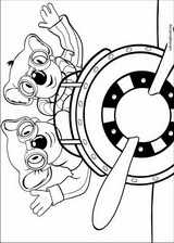 Koala Brothers coloring page (040)