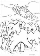 Krypto coloring page (036)