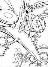 Krypto coloring page (066)