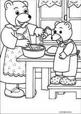 Little Brown Bear coloring page (007)