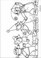 Little Brown Bear coloring page (010)