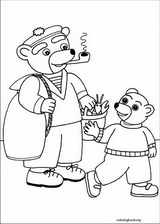 Little Brown Bear coloring page (017)