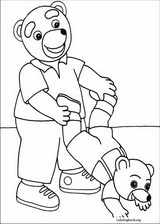 Little Brown Bear coloring page (024)