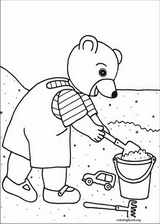 Little Brown Bear coloring page (029)