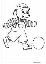 Little Brown Bear coloring page (039)