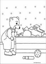 Little Brown Bear coloring page (041)