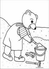 Little Brown Bear coloring page (045)