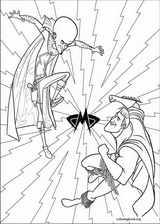Megamind coloring page (001)