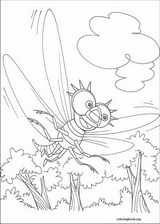 Miss Spider coloring page (008)
