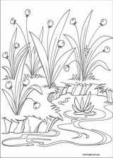 Miss Spider coloring page (010)