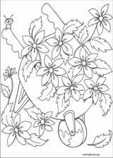 Miss Spider coloring page (011)
