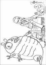Monsters vs. Aliens coloring page (007)