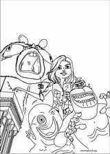 Monsters vs. Aliens coloring page (011)