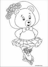 noddy coloring pages coloringbookorg