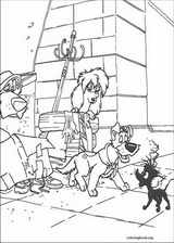 Oliver & Company coloring page (032)