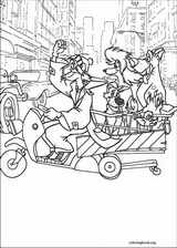 Oliver & Company coloring page (039)