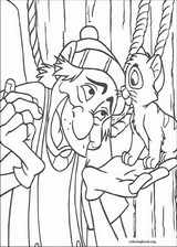 Oliver & Company coloring page (040)
