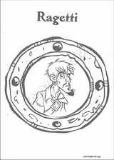 Pirates Of The Caribbean coloring page (011)