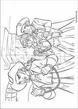 Pirates Of The Caribbean coloring page (025)