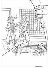 Pirates Of The Caribbean coloring page (032)