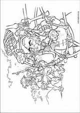 Pirates Of The Caribbean coloring page (036)