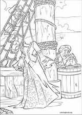 Pirates Of The Caribbean coloring page (038)