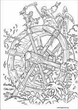 Pirates Of The Caribbean coloring page (040)