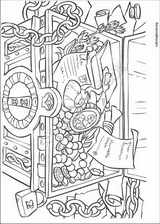 Pirates Of The Caribbean coloring page (042)