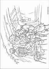 Pirates Of The Caribbean coloring page (049)