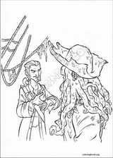 Pirates Of The Caribbean coloring page (053)