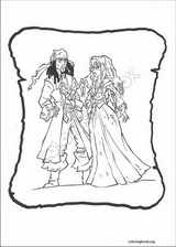 Pirates Of The Caribbean coloring page (057)