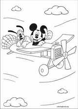 Pluto coloring page (014)