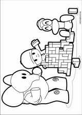 Pocoyo coloring pages @ ColoringBook.org