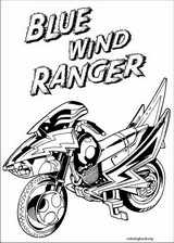Power Rangers coloring page (100)