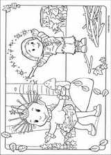 Rupert Bear coloring page (002)