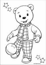 Rupert Bear coloring page (003)
