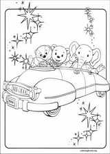 Rupert Bear coloring page (005)