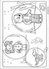 Rupert Bear coloring page (007)
