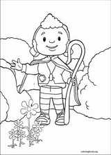 Rupert Bear coloring page (008)