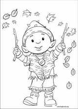Rupert Bear coloring page (013)