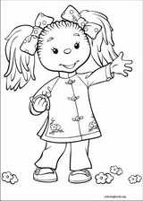 Rupert Bear coloring page (019)