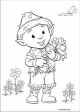 Rupert Bear coloring page (022)