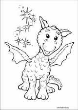 Rupert Bear coloring page (025)