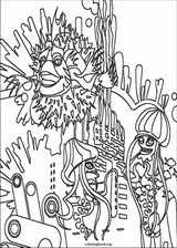 Shark Tale coloring page (003)