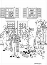 Sherlock Holmes coloring page (001)