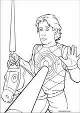 Shrek The Third coloring page (003)