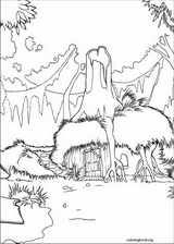 Shrek The Third coloring page (006)