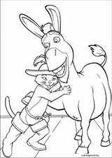 Shrek The Third coloring page (013)